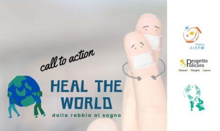 """L' O.I.E.R.MO lancia """"Heal the World"""", una Call to Action per i giovani"""