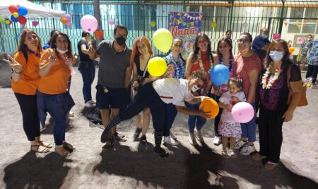 UBUNTU, palloncini e collane hawaiane: buona la prima!
